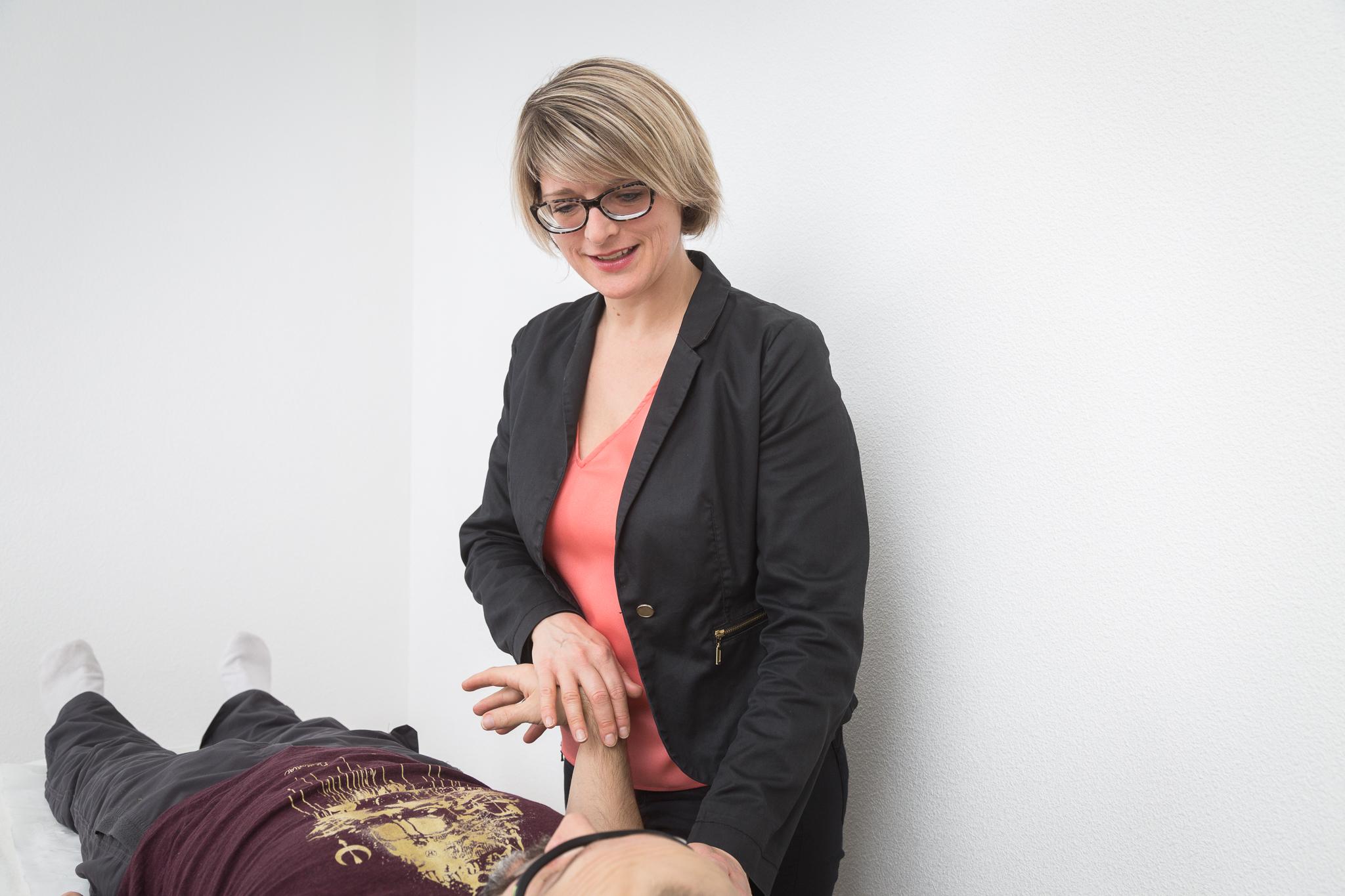 Déroulement séance kinésiologie